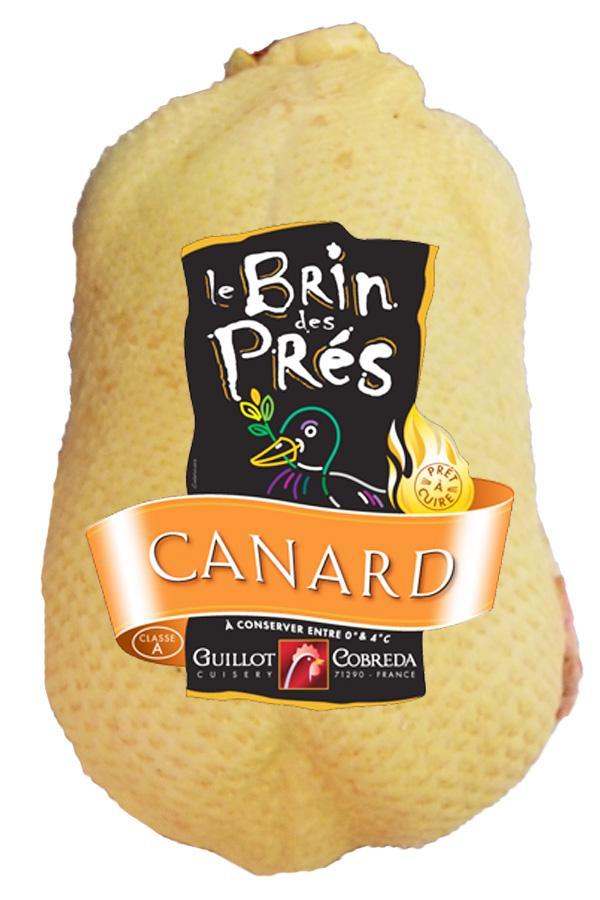 Canard Prêt à cuire